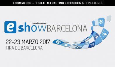 Mediterranean consulting presente en eshow 2017 Barcelona